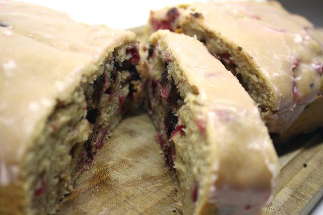 áfonyás kenyér 1