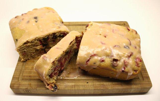 áfonyás kenyér 2