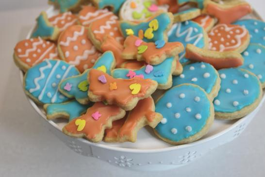 húsvéti keksz vajas 1