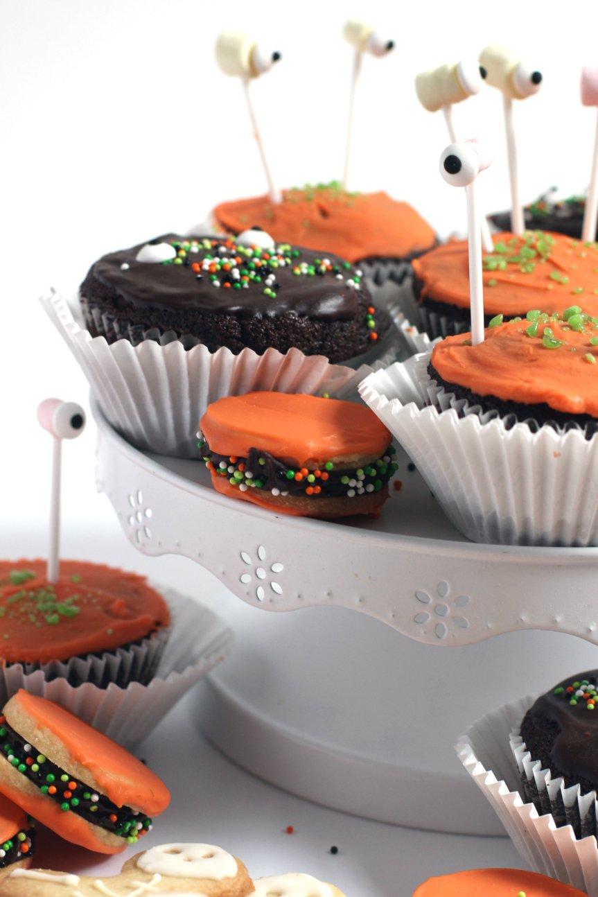 Gyors, könnyű vajas keksz – mosthalloweenra
