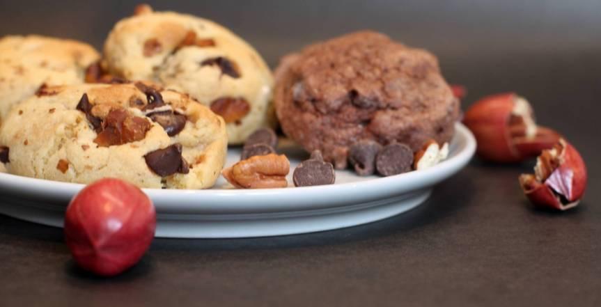 10 hét 10 keksz kihívás: cookie – kétrecept