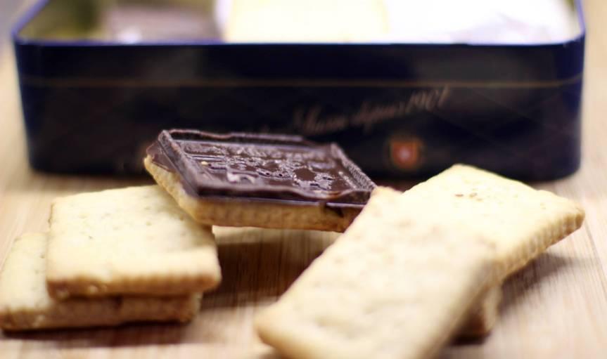 10 hét 10 keksz – francia vajas keksz, petitbeurre