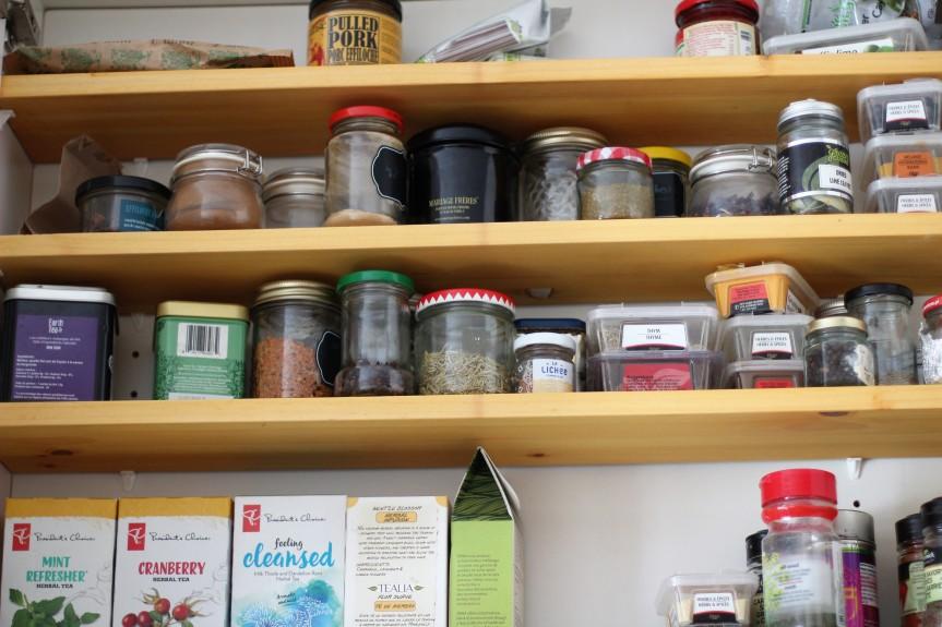 Megmutatom a konyhámat – így tárolom azételeket