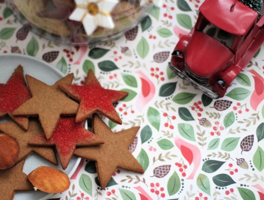 Egyszerű gyömbéres keksz –gingersnap